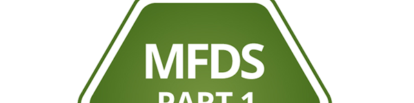 MFDS Part 1 Revision Modules