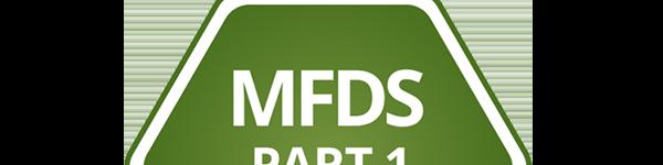 MFDS Part 1 Preparatory Question Bank