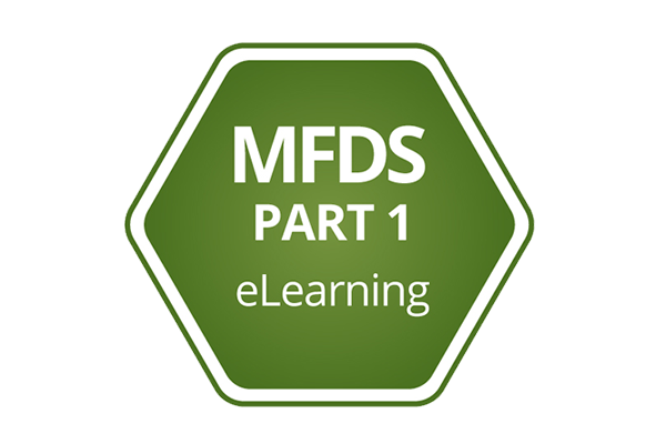 MFDS Part 1 Preparatory Question Bank