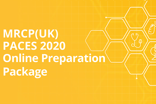 MRCP(UK) PACES 2020 Online Preparation Package