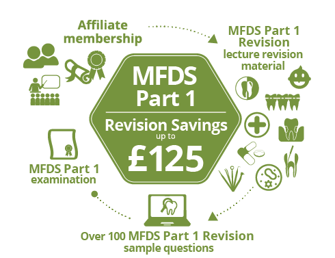 MFDS Part 1 Revision Savings